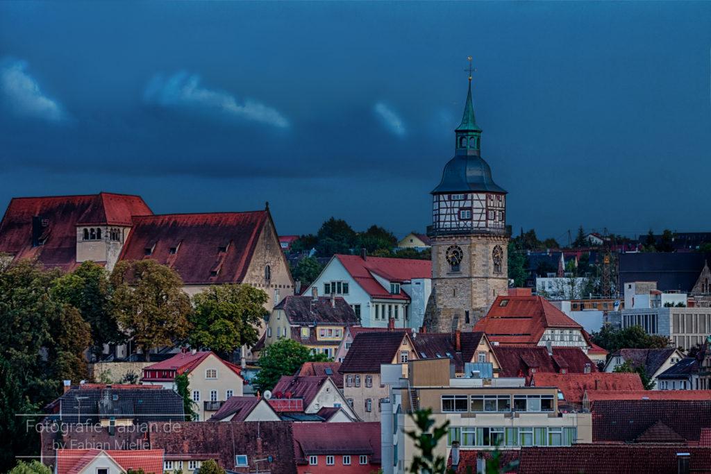 Innenstadt Backnang