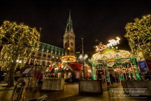 Weihnachtsmarkt Rathaus Markt